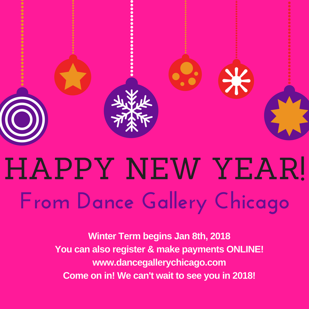 dance gallery happy new year
